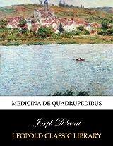 Medicina de quadrupedibus