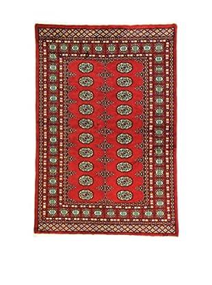 Eden Teppich Kashmir mehrfarbig 127 x 186 cm
