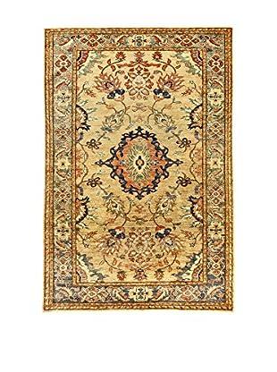 L'Eden del Tappeto Teppich Agra beige/mehrfarbig 293t x t201 cm