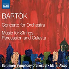 Concerto for Orchestra/Music for Strings Percussio