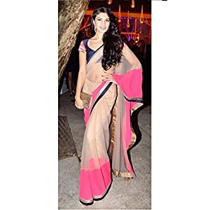 Jacqueline Bollywood Replica Saree