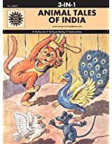 Animal Tales of India: 3 in 1 (Amar Chitra Katha)