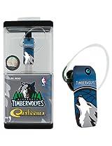 Earloomz SL-456 Timberwolves - Bluetooth Headset - Retail Packaging - Grey