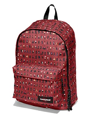 Eastpak Mochila Out Of Office (Rojo)