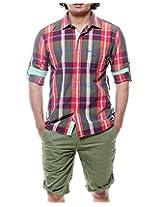 TOG Cotton Shirt for Men (Multi Cheks)