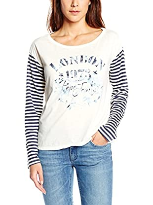 Pepe Jeans London Camiseta Manga Larga Alanis