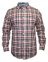 Arrow Cream Casual Shirt