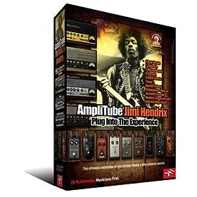 AmpliTube 2 Jimi Hendrix Edition