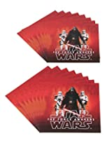 "Star Wars Party 12"" Napkins ~ 32 Napkins"