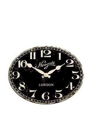 Newgate Poets Clock, Black