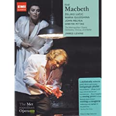 Verdi: Macbeth [DVD] [Import]