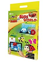 Jaadoo Animal Planet Bugs World Card Game