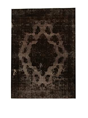 Design Community by Loomier Alfombra Revive Vintage Carbón 367 x 264 cm