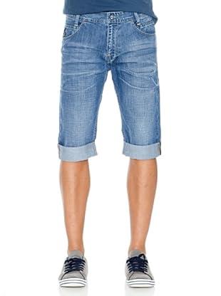 Pepe Jeans London Bermuda Dillon (Azul Medio)