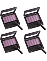 Revlon Luxurious Color Perle Eye Shadow, Violet Starlet, 0.08 Ounces (Pack of 4)