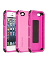 Radiant Pink PureGear DualTek Extreme Impact Case for iPhone 5 or 5S