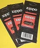 ZIPPO wick ジッポ ウィック 替え芯 x 3本