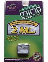 2MB Reusable Content Cartridge - Quantum Leap