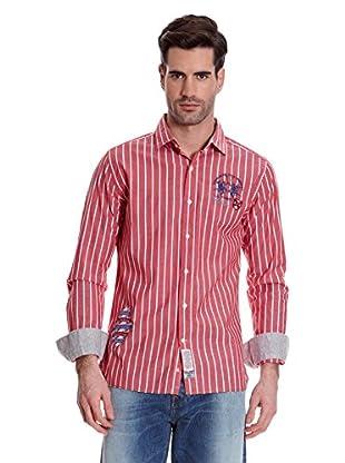 La Martina Camisa Hombre (Rojo)