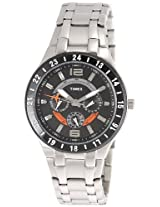 Timex E Class Analog Black Dial Men's Watch - TI000F90800