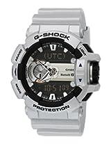 Casio G-Shock Bluetooth Analog-Digital Black Dial Men's Watch - GBA-400-8BDR( G589)