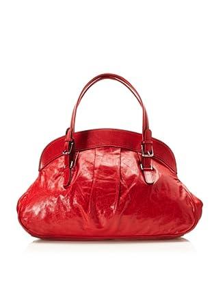 MARNI Women's Double-Handled Handbag, Red