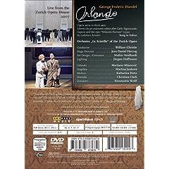 輸入盤DVD ウィリアム・クリスティー指揮 ヘンデル:《オルランド》のAmazonの商品頁を開く