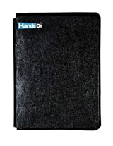 Handson Loose leaf Binder Black (13x9) No.-200 (Pack of 2)