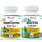 Green Coffee Bean Extract + Biotin