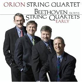 【クリックでお店のこの商品のページへ】Beethoven String Quartets (early)