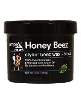 Ampro Honey Beez Wax 4oz Black