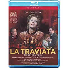 La Traviata, Giuseppe Verdi (Royal Opera House) [Blu-ray] [Import]