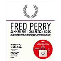 FRED PERRY 2011 ‐ 春夏 小さい表紙画像