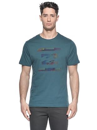 Billabong Camiseta Framed Fill Ss