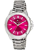 Tommy Hilfiger Analog Pink Dial Unisex Watch - TH1781436J