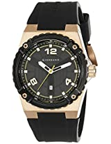 Giordano Analog Black Dial Men's Watch - A1020-04