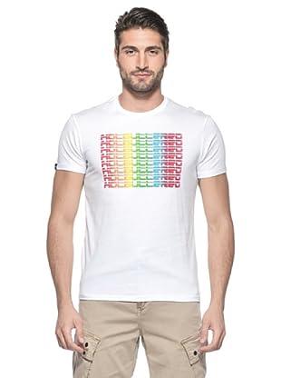 Hot Buttered Camiseta M/C Lisboa (Blanco)