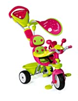 Cotoons Trucicle Baby Driver Comfort Ride On, Pink
