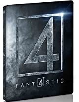 Fantastic Four - 2015 (Steelbook)