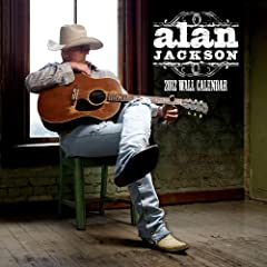Alan Jackson 2012 Calendar