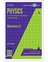 Physics for Joint Entrance Examination JEE Advanced Mechanics - II