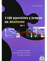 1169 ejercicios y juegos de atletismo/ 1169 Exercises and Athletics Games (Deporte)
