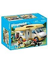 PLAYMOBIL Camper Playset