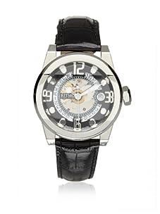 Ritmo Mundo Unisex 251 Black Pantheon Automatic Watch