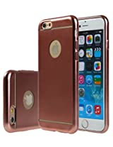 iPhone 6s Plus / iPhone 6 Plus Case Cover, E LV Apple iPhone 6s Plus / iPhone 6 Plus ULTIMATE Protection SUPER SLIM Anti-slip coat Protective TPU Case Cover for iPhone 6s Plus / iPhone 6 Plus (5.5 INCH) - ROSE GOLD