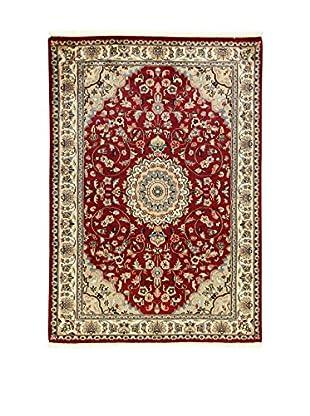 Eden Teppich Kashmirian mehrfarbig 124 x 177 cm