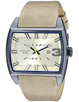 Diesel End of Season Fleet Analog Beige Dial Men's Watch - DZ1703
