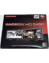 Diamond Ati Radeon 512MB GDDR3 Hd 5400 Pci Express Video Card