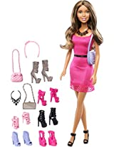 Barbie Nikki Doll and Shoes Giftset