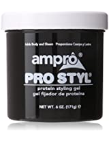 Ampro Style Protein Styling Gel, 6 Ounce